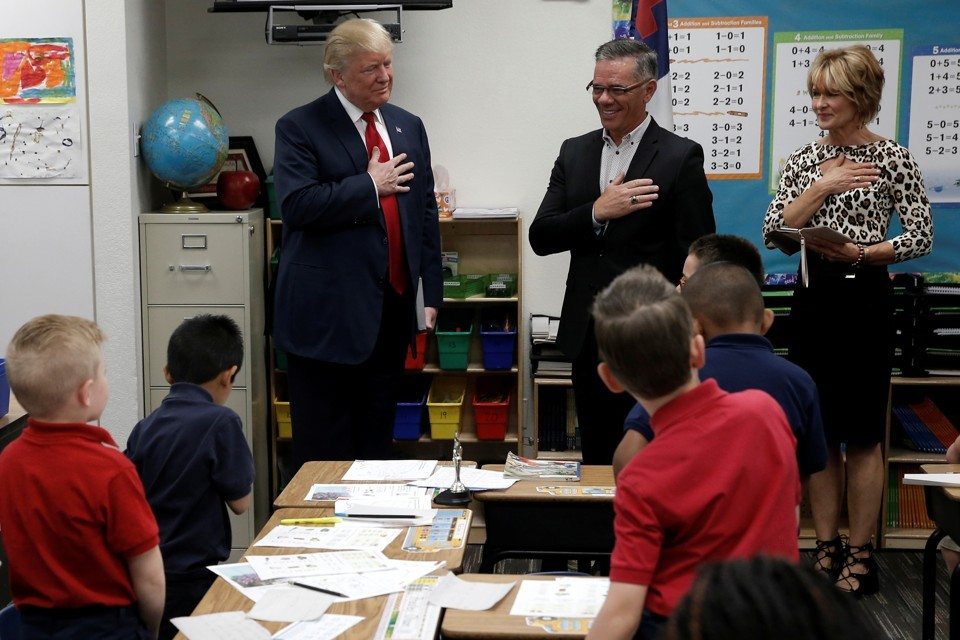 Education under President Trump