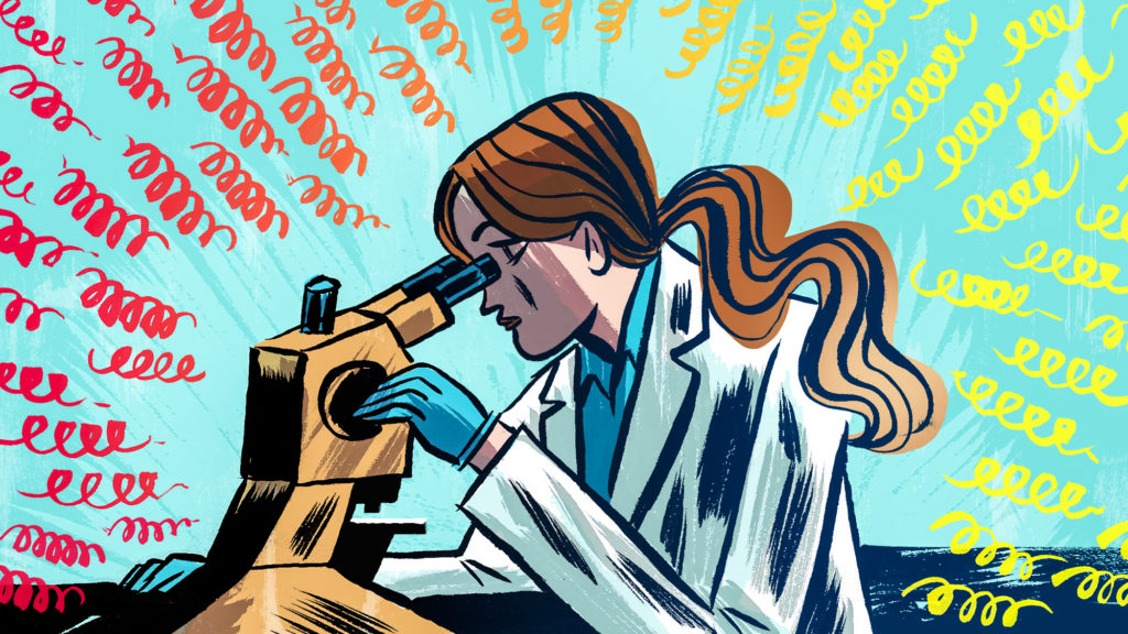 One reason young people don't go into science? We don't fail well
