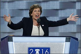 Randi Weingarten, president of the American Federation of Teachers —J. Scott Applewhite/AP-File