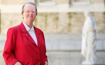 Sr Sharon Park, WSCC executive director, retires…sort of