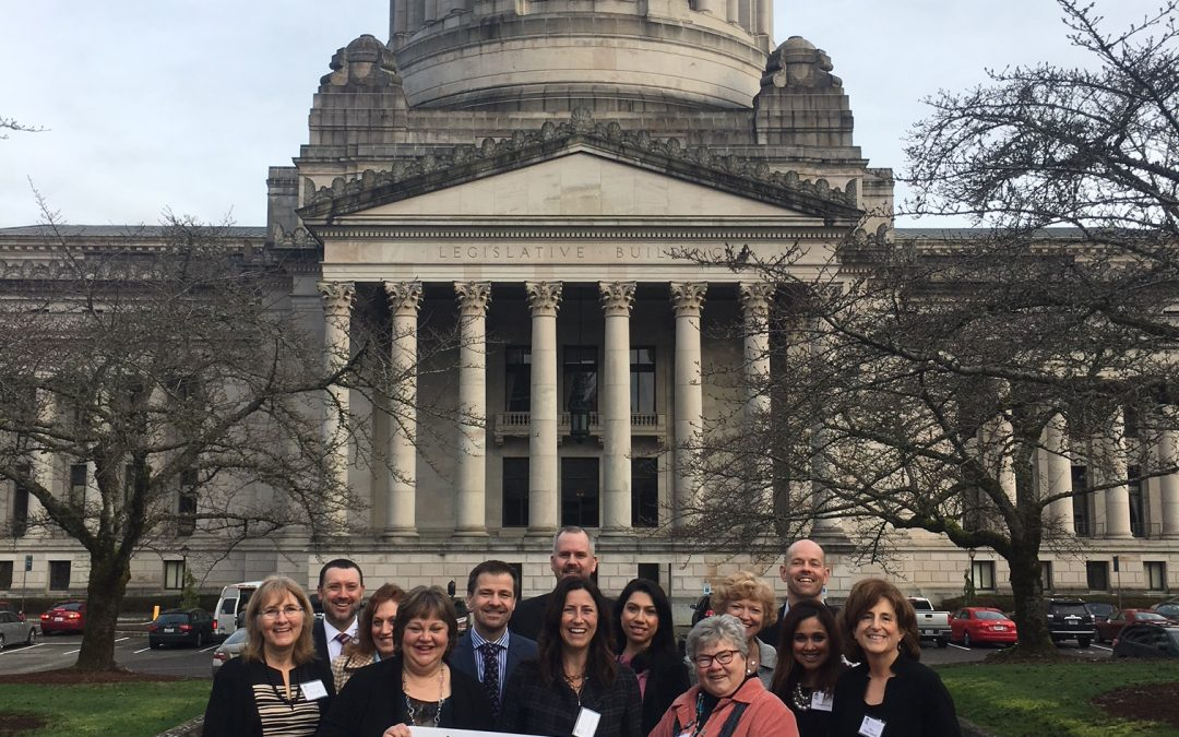 WFIS Advocacy Day in Olympia!