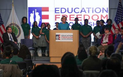 "US Department of Ed Unveils ""Education Freedom Scholarships"" Proposal for School Choice"