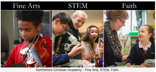 Northshore Christian Academy in Everett wins National Blue Ribbon Schools Award for 2019
