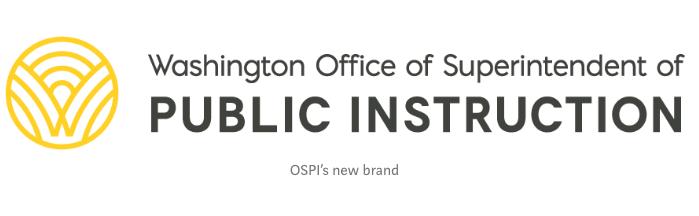 OSPI's new brand and logo