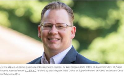 Washington's state superintendent shares his coronavirus strategy