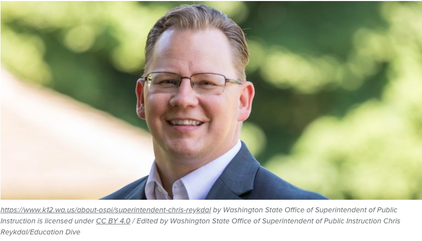 Washington's state superintendent shares his coronavirus strategy